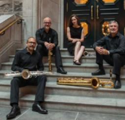 Nelligan Saxophone Quartet