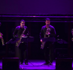 Ziryâb Saxophone Quartet - SPAIN