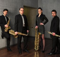 Bohemia Saxophone Quartet