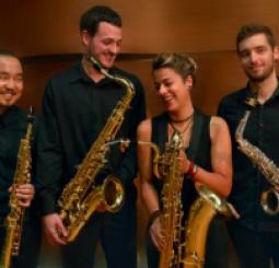 Kugel Saxophone Quartet