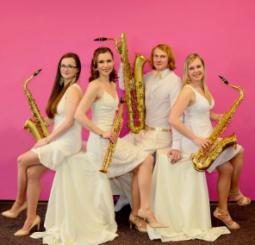 SaxWork Quartet