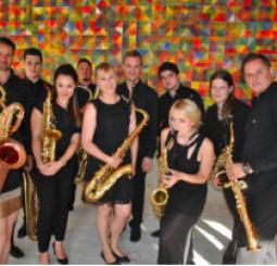 SOS Saxophone Orchestra