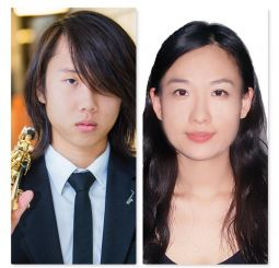 Chi Him Chik and Ying-Ting Lin