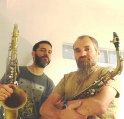 Luis Federico Jaureguiberry and Manuel González