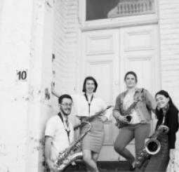 Meraki Saxophone Quartet