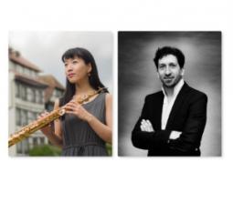 Yui Sakagoshi and Iván Solano
