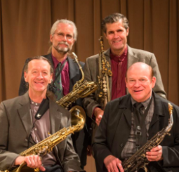 Four Saxophone Quartet