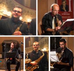 Perugia Saxophone Quintet