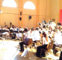 Japan Saxophone Orchestra - Shinichi Iwamoto, conductor