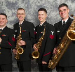 U.S. Navy Band Saxophone Quartet