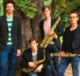 RE/SONO Saxophone Quartet