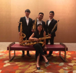 NAFA Saxophone Quartet